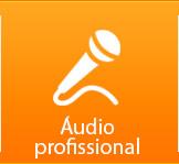 Áudio Profissional o Acústico